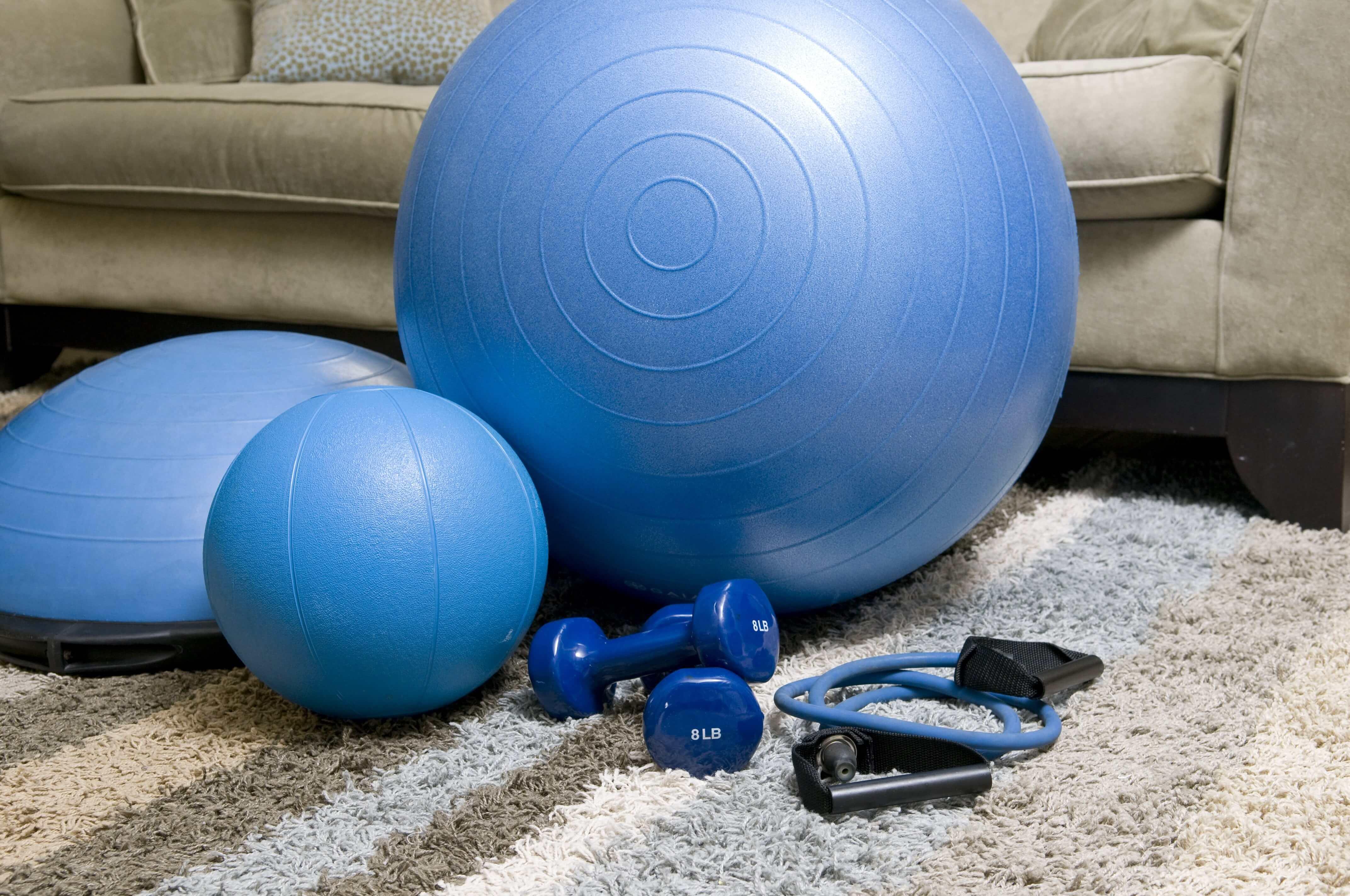 Artikel zum Thema: Fitnessequipment zum Abnehmen