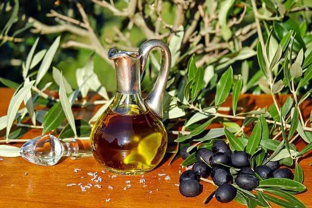 Artikel zum Thema: Abnehmen mit Olivenöl