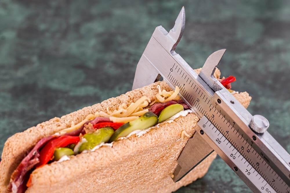 Abnehmen mit Kalorien Know How