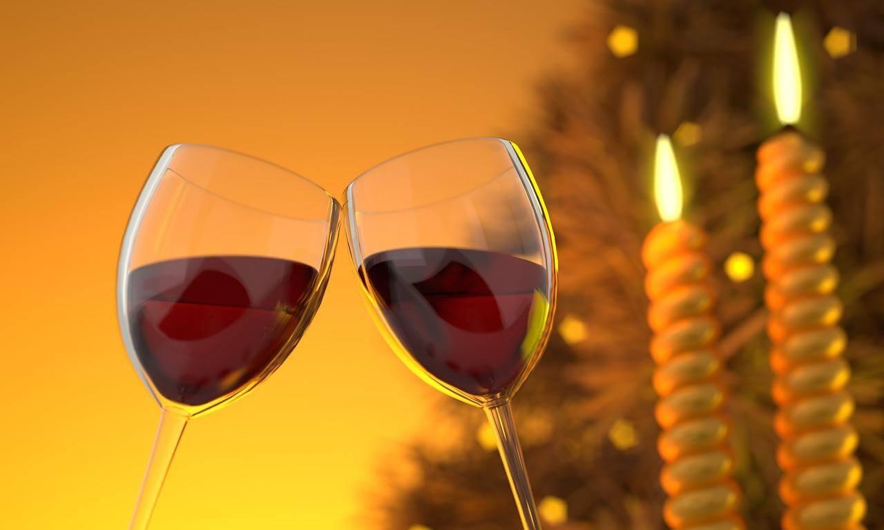 Abnehmen mit Rotwein