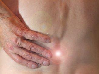 Übergewicht und Rückenschmerzen