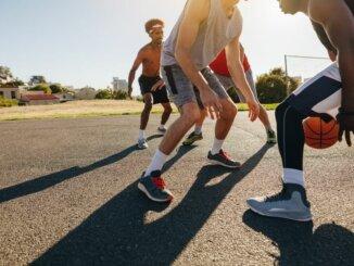 Basketball und Fitness - gut zu wissen^