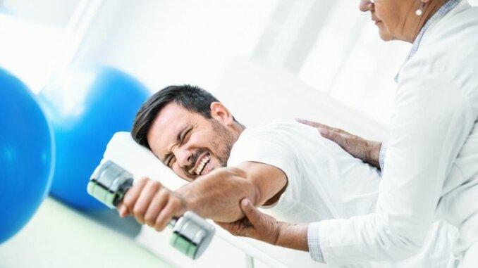 Regelmäßige Bewegung bei chronischen Schmerzen